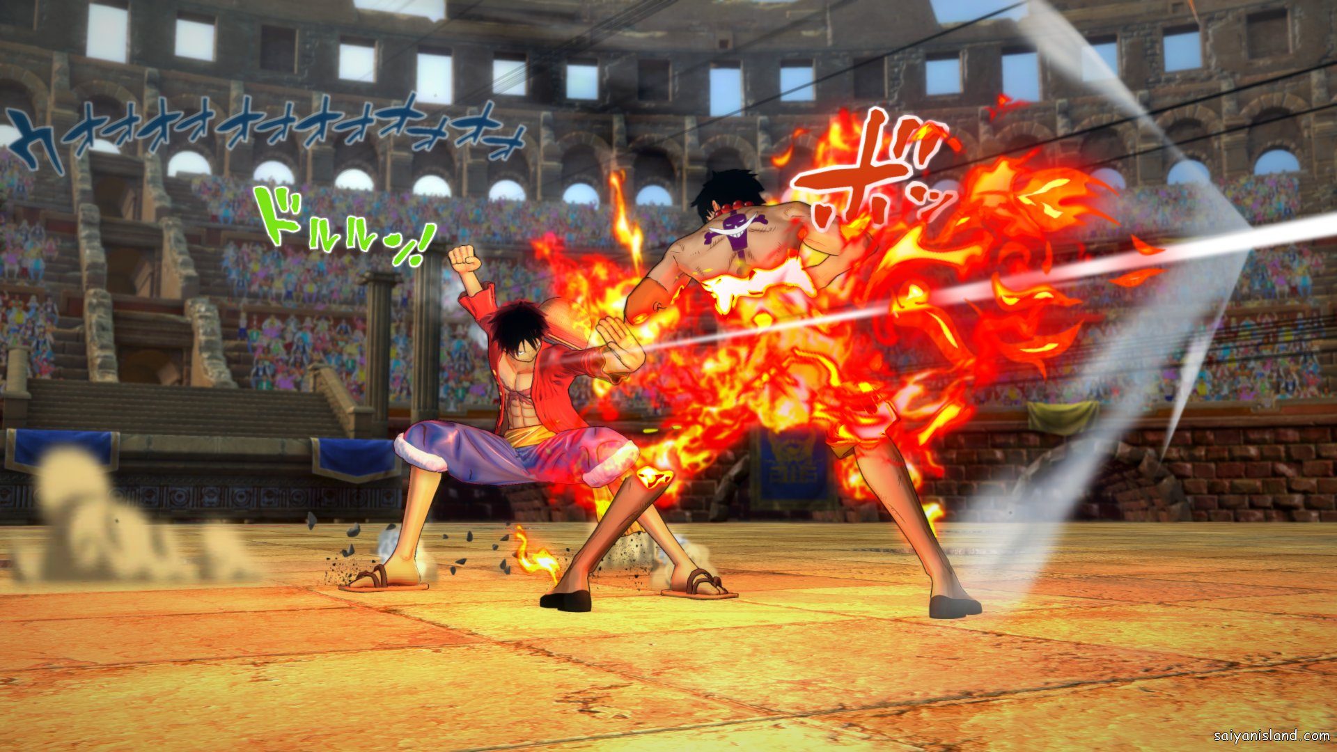 ne Piece: Burning Blood