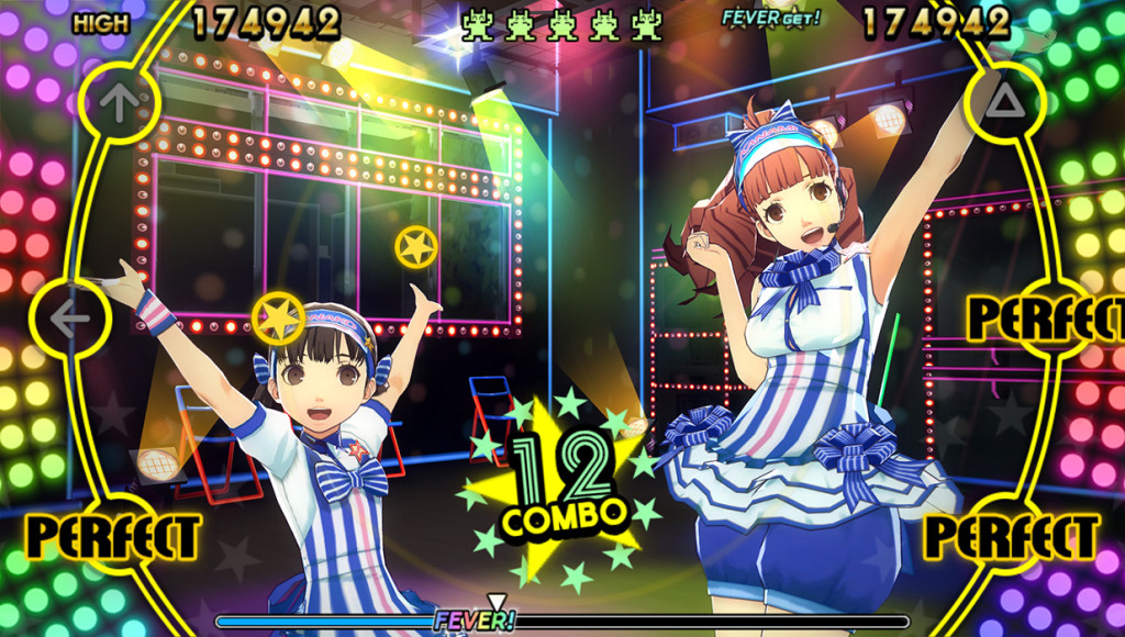 persona 4 dancing screen 2