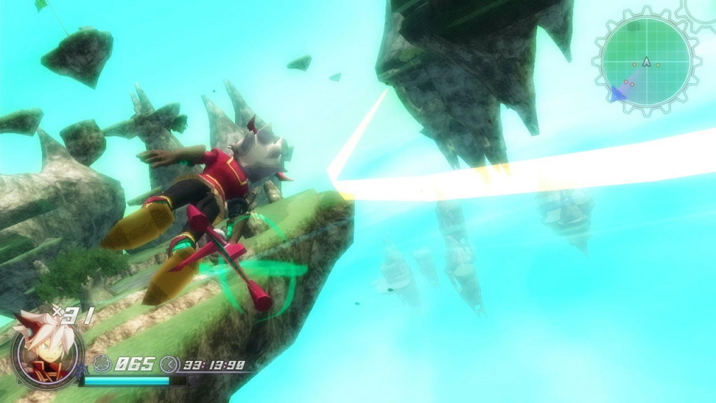 rodea the sky soldier 3