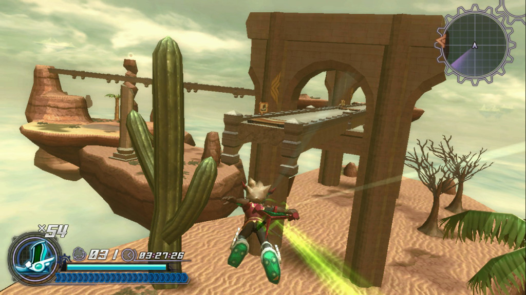 rodea the sky soldier 5