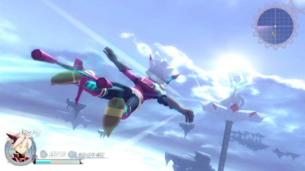 rodea the sky soldier 7