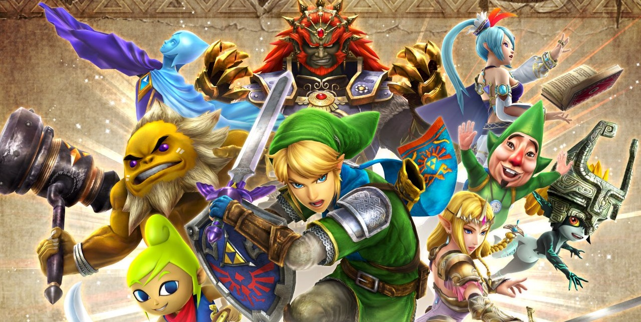 Hyrule Warriors Definitive Edition Character Trailer Otaku Gamers Uk