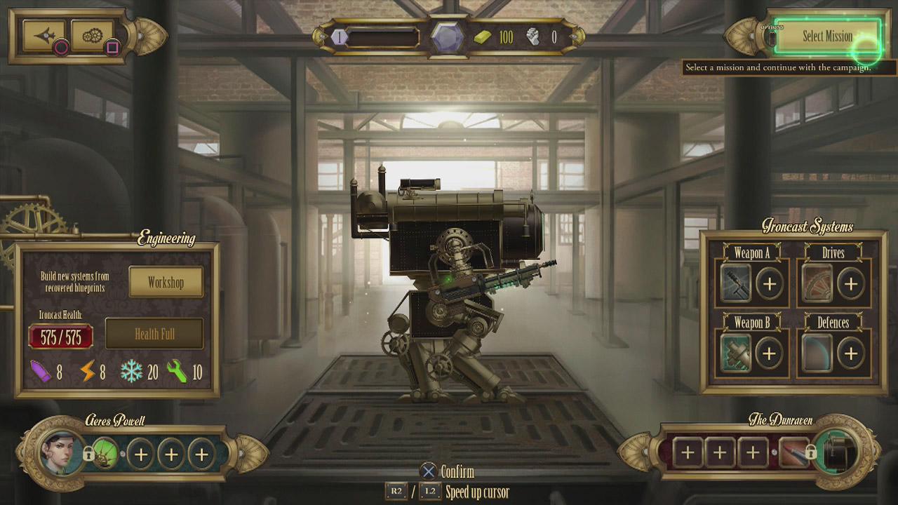 Ironcast PS4 Screenshot (7)