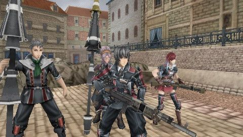 Valkyria Chronicles 3 1