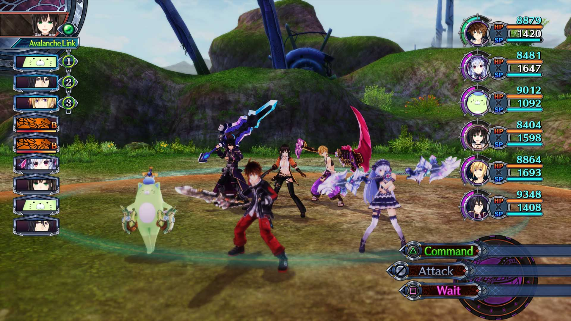 Fairy Fencer F Advent Dark Force 3