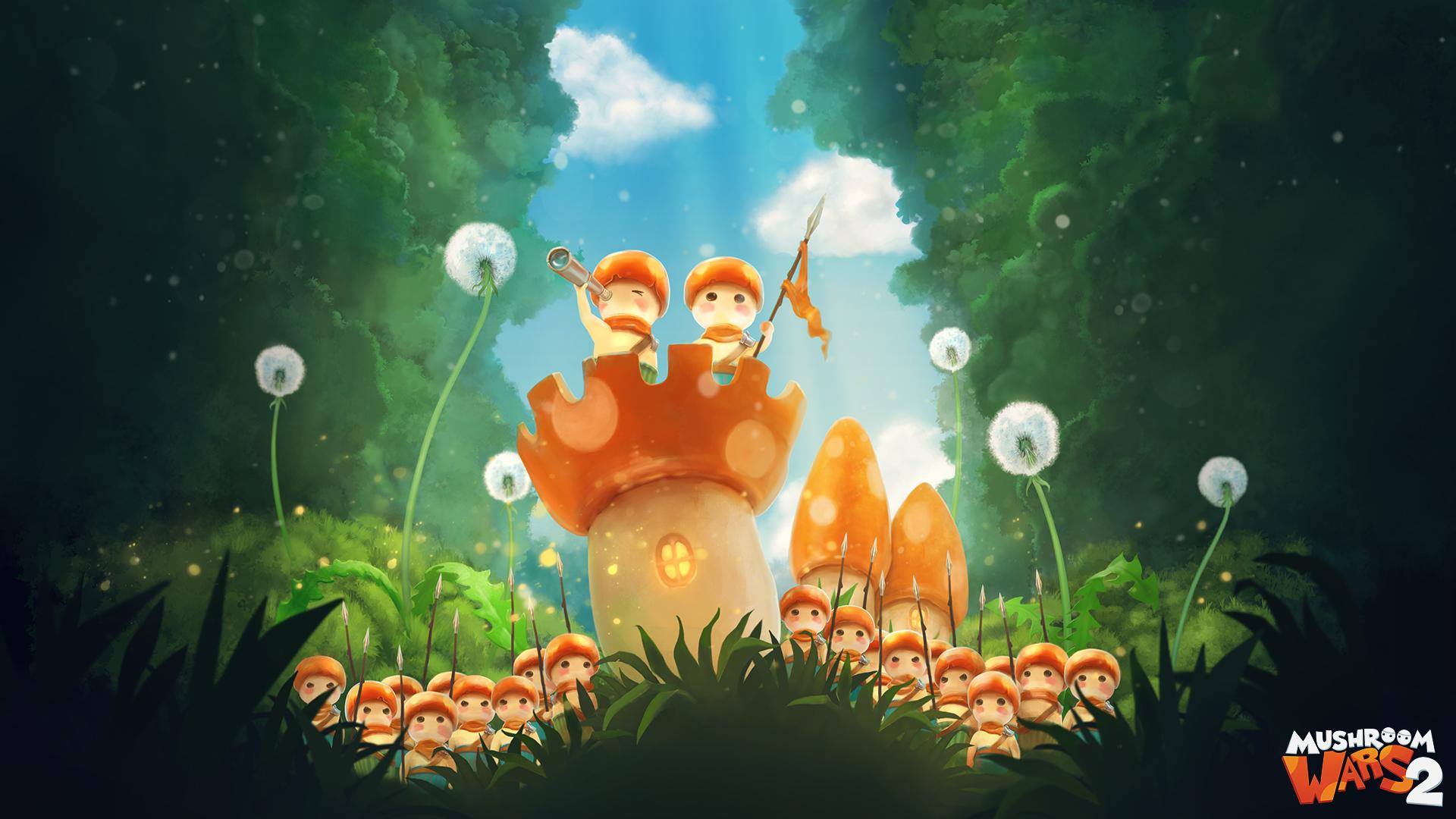 mushrooms wars 2