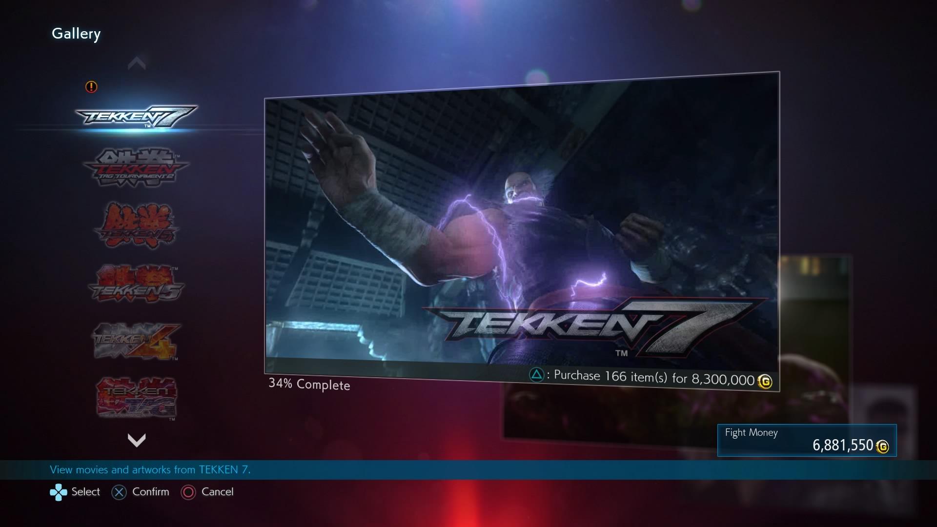 Tekken 7 (Playstation 4) Review in Progress - Otaku Gamers UK