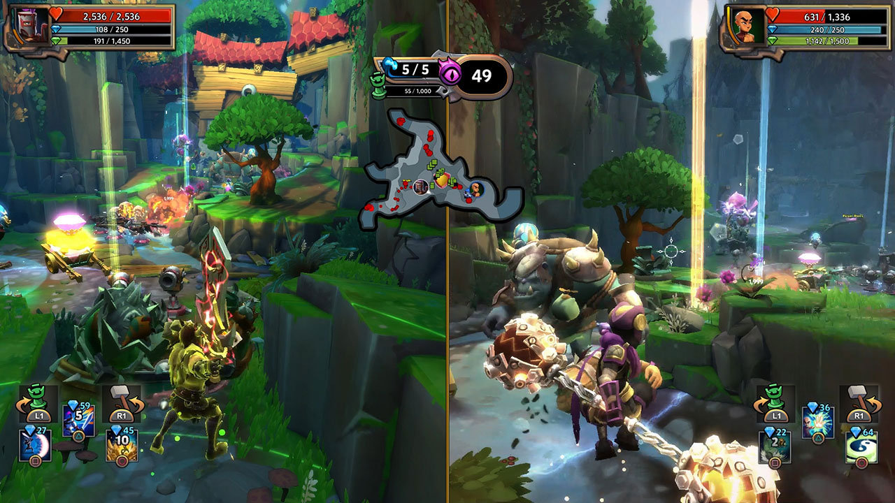 Dungeon defenders collection-prophet free download game full.
