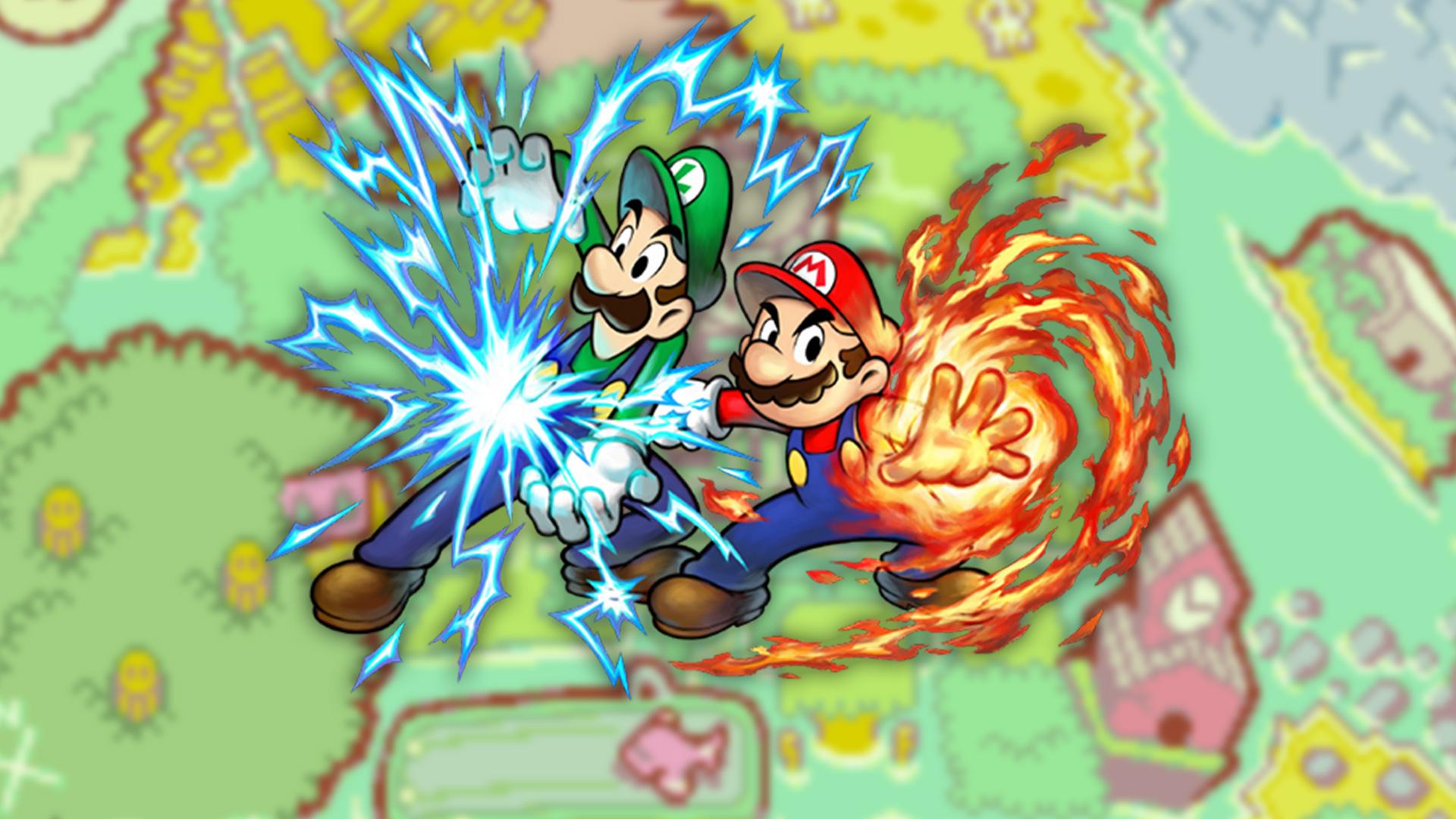 Mario U0026 Luigi Superstar Saga + Bowsers Minions Launch Trailer