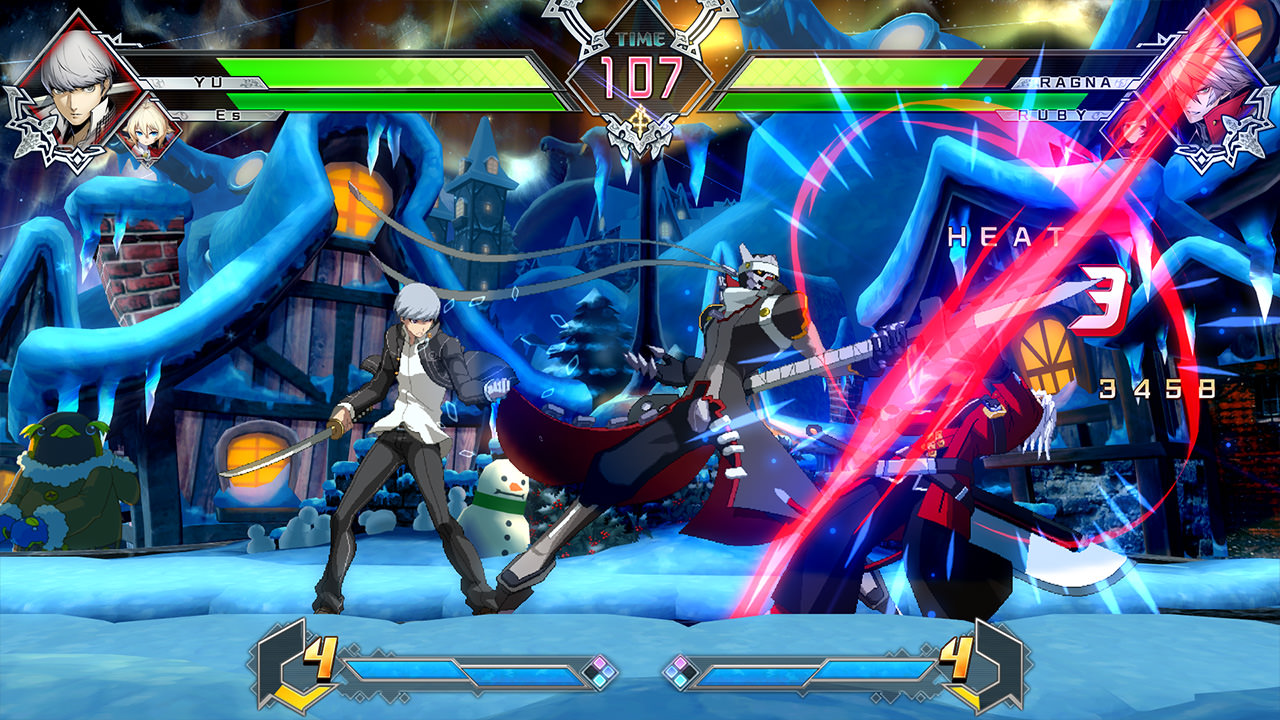 BlazBlue: Cross Tag Battle (PlayStation 4) - Otaku Gamers UK