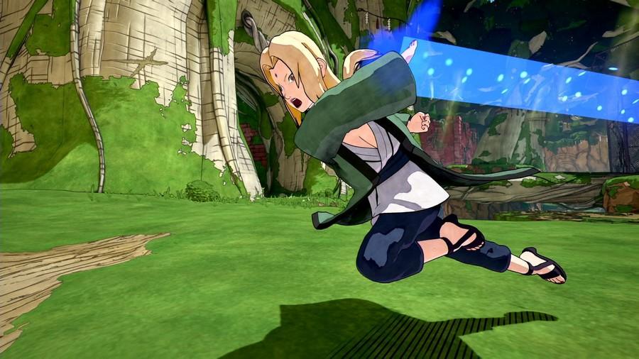 Naruto to Boruto Shinobi Striker Tsunade DLC Character